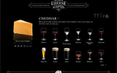 Ny app er ostens svar på Tinder