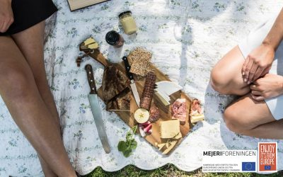 Fem tips til ost i sommervarmen