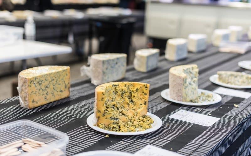 Lagret ost kan mere end lugte