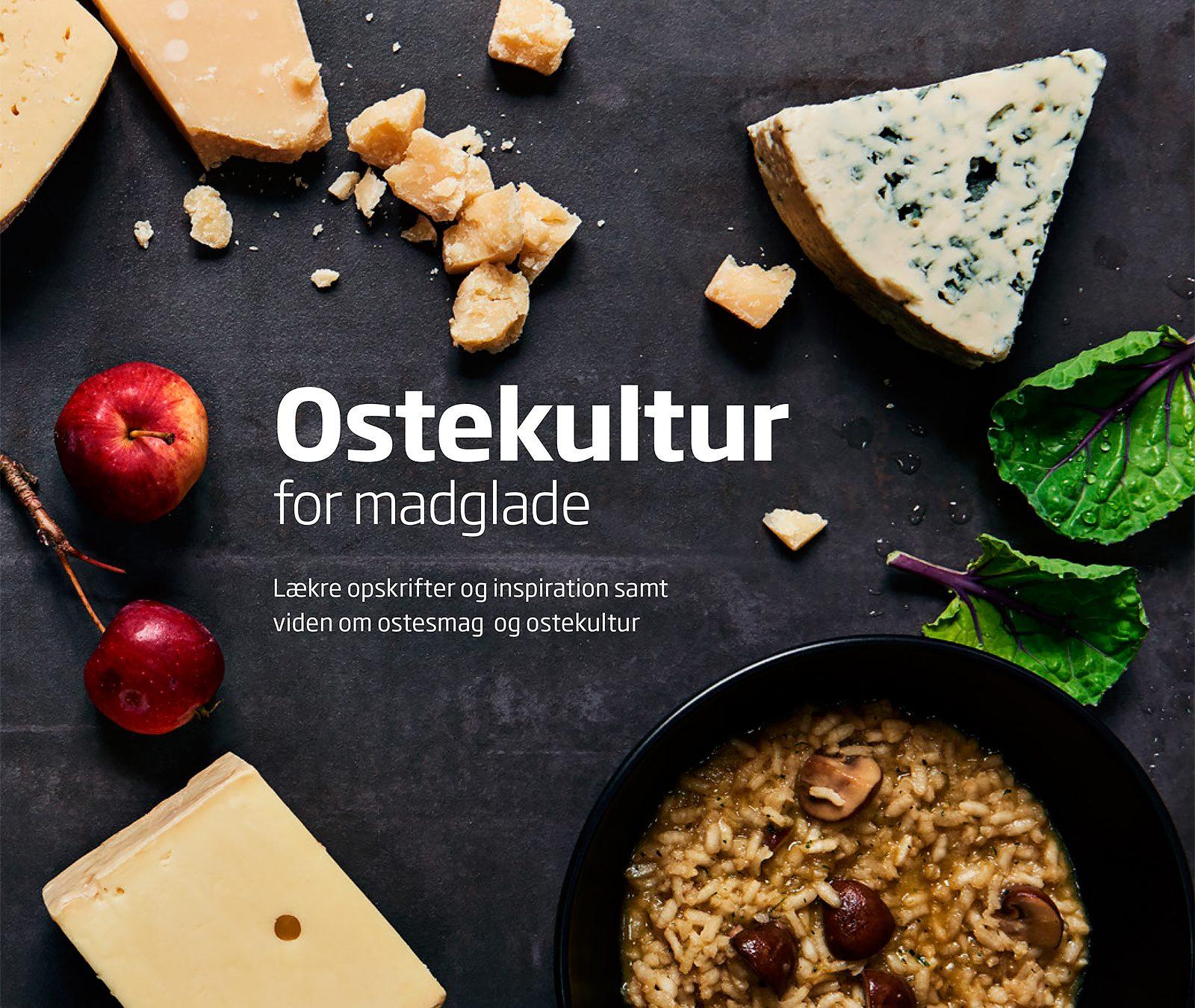 Ost & Ko udgiver 3. udgave af inspirationshæftet Ostekultur for madglade