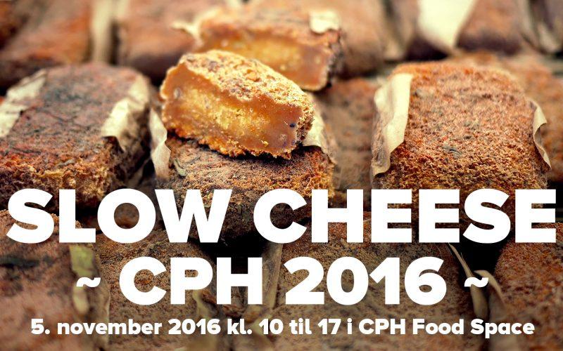 Kom med til festival for ostenørder