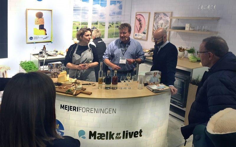 Friske aktiviteter på årets International Food Contest