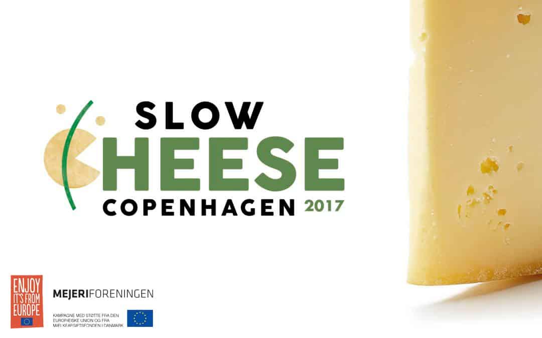 Slow Cheese Copenhagen 2017 – Danmarks fedeste ostefestival
