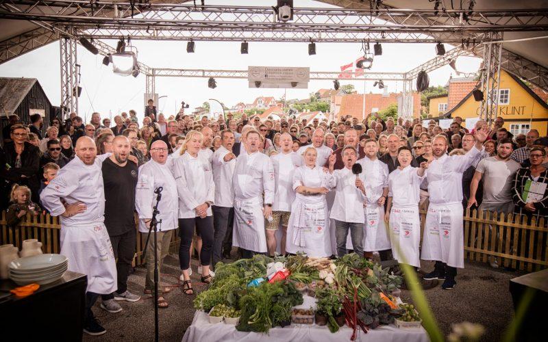 Ost over Gudhjem: Michelin-kokke dyster om årets oste-ret