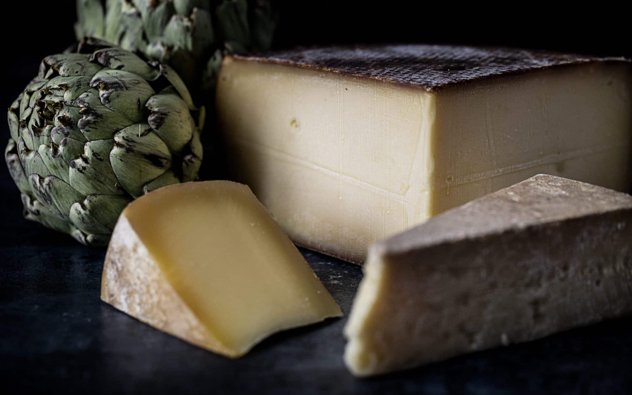 Smag af dansk ost