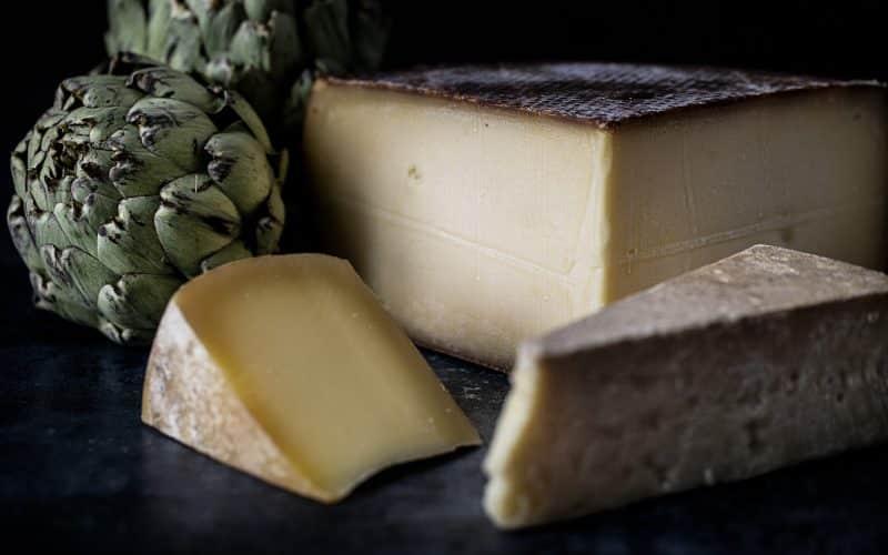 Smagen af de danske oste