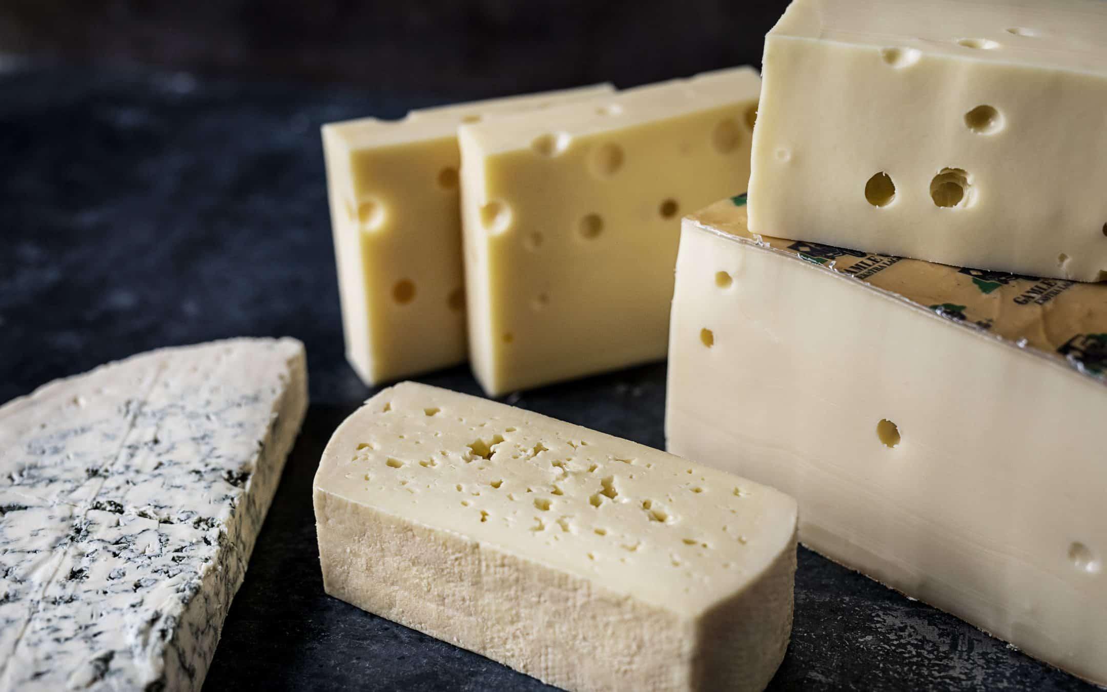 Danske oste navne