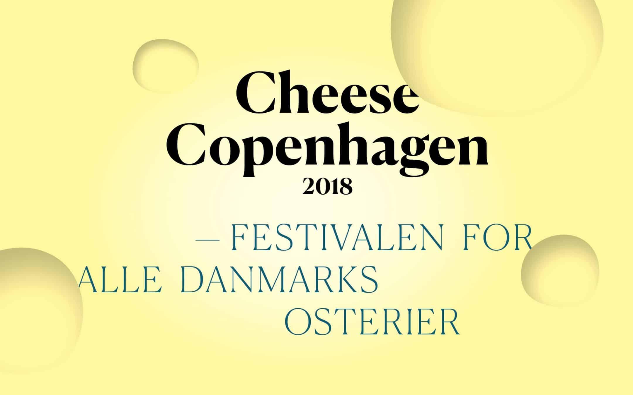 Kom med til ostefest den 10. november 2018