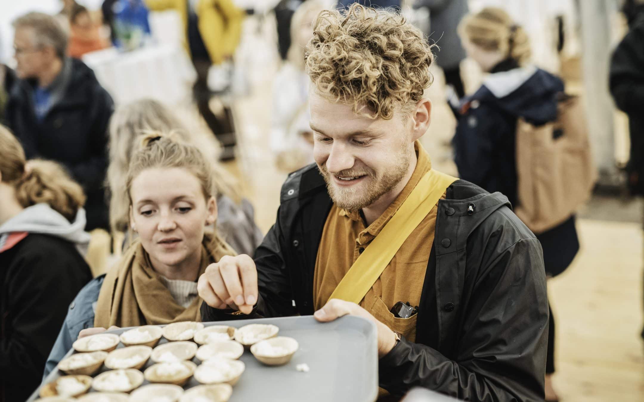 Smag Danmarks bedste ostemad på Food Festival i Aarhus