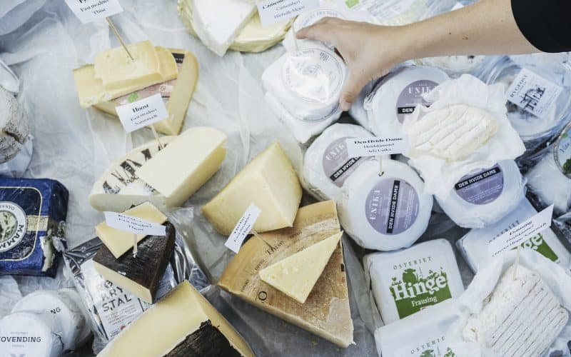 Kan man fryse ost?