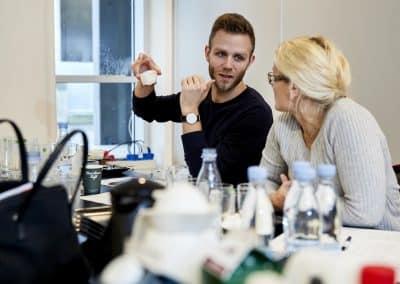 Christian Neve og Rikke Krone Vendelbo