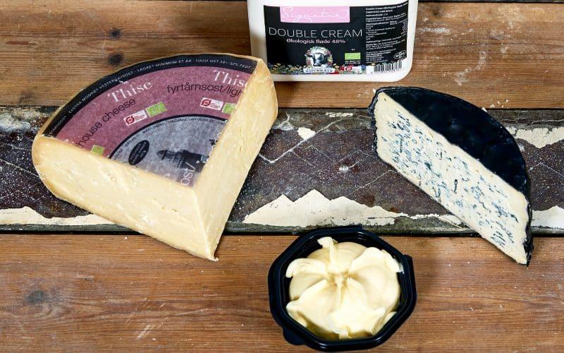 Aabybro, Thise og Naturmælk vinder Gourmetprisen 2018