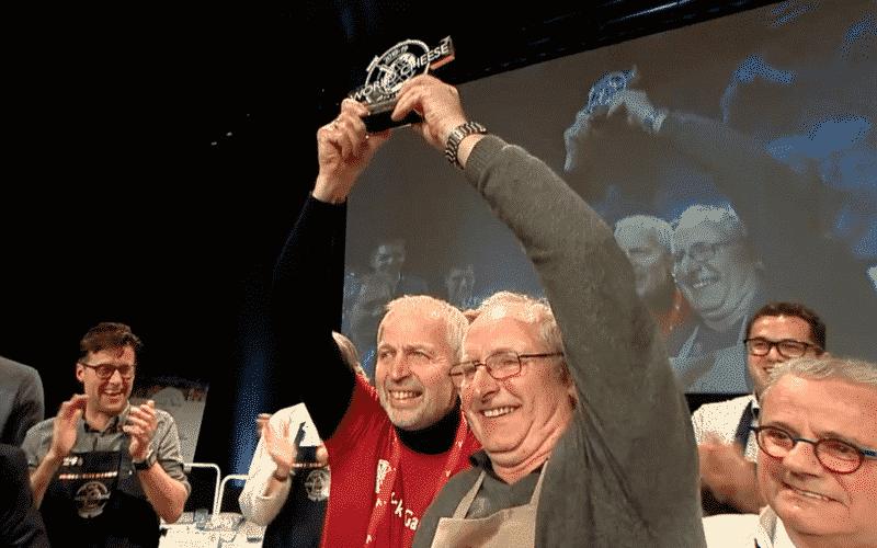Norsk gouda vinder VM i ost, mens Danmark får en syvendeplads