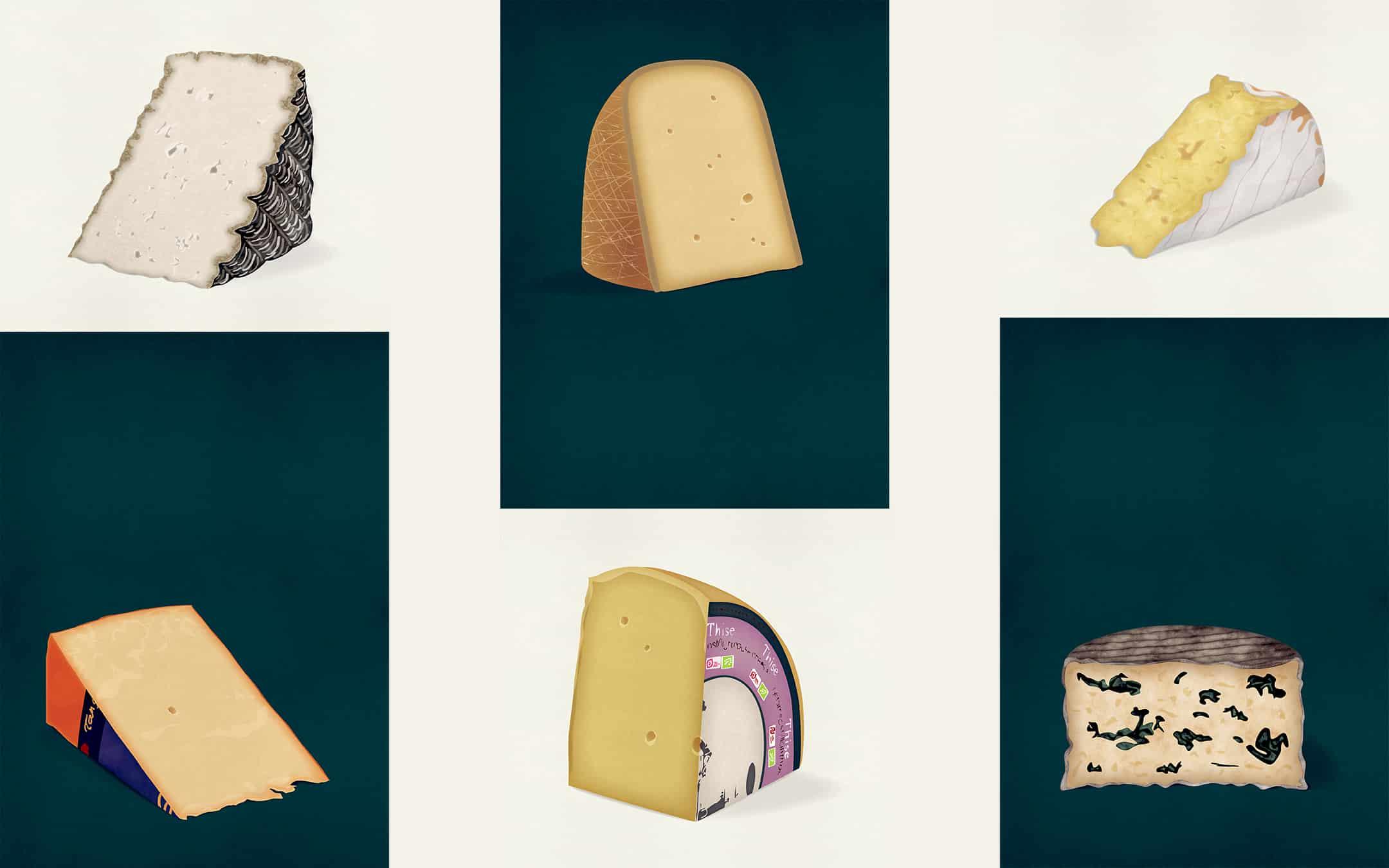 nye ostetyper