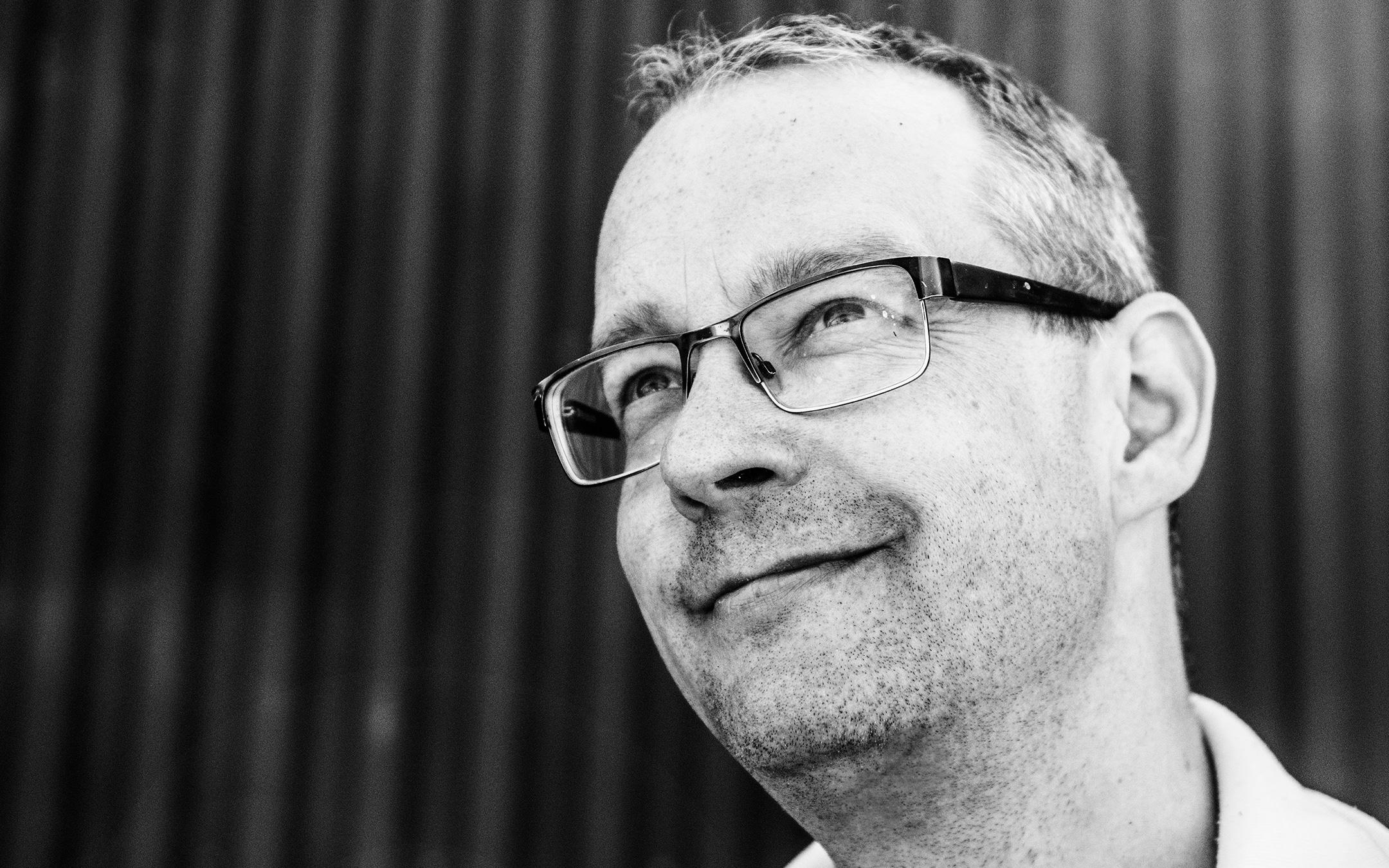 Ostestjernen Lars Erik Jensen fra Sønderhaven Gårdmejeri