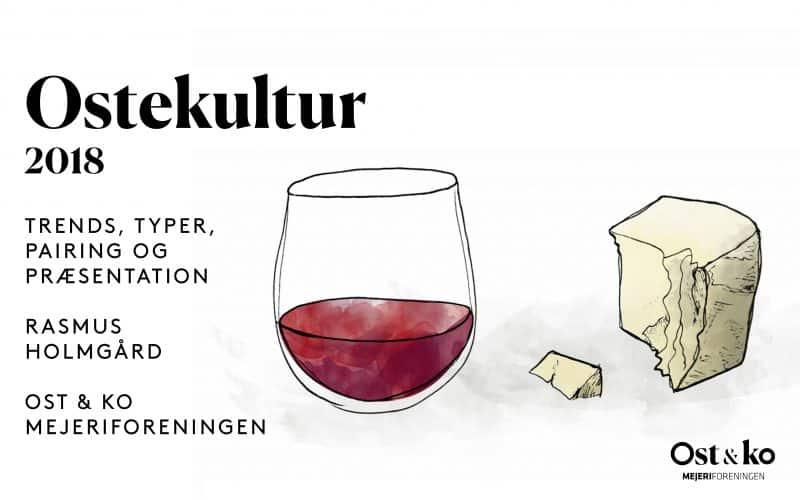 Kokke- og tjenerelever på ostekursus med Ost & ko
