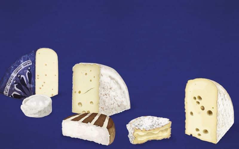 Fra Rødkit til Femme Fatale: 6 hotte oste lige nu