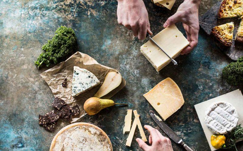 Laktosefri ost – disse oste kan du spise, hvis du er intolerant