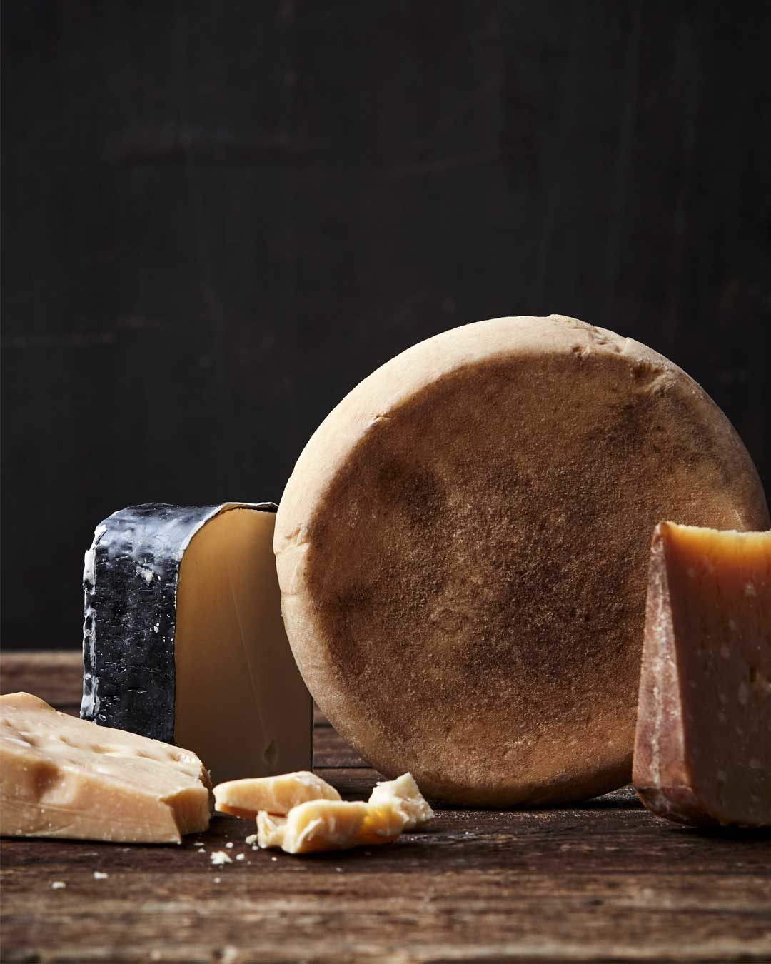 7 vilde fakta om gammel ost