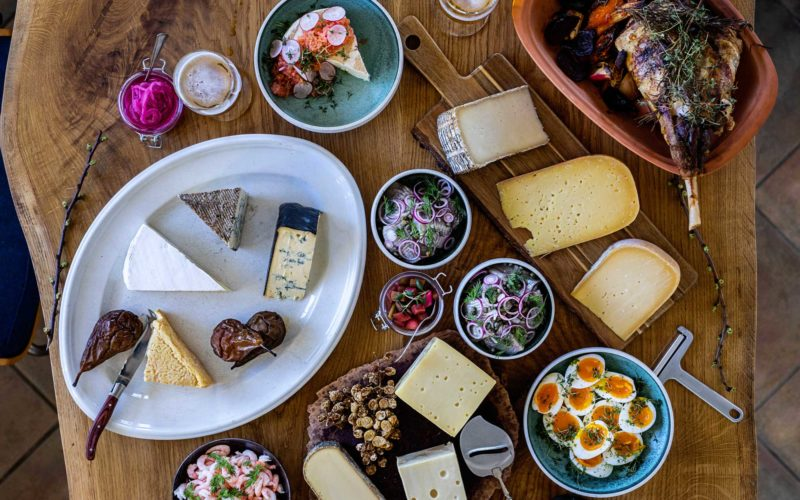 Guide til ost til påskefrokost