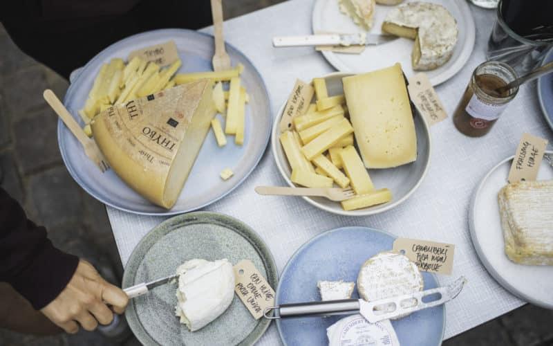 #Osteruten2020: Ny landsdækkende osteguide viser vej til de bedste osteoplevelser i det danske sommerland
