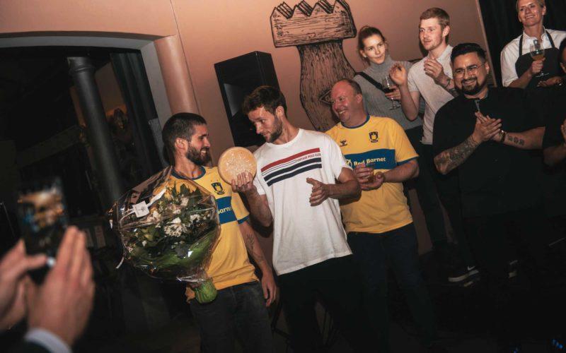 Studio vinder Danmarks bedste osteret 2020 med chawanmushi-æggestand og Fyrtårnsost