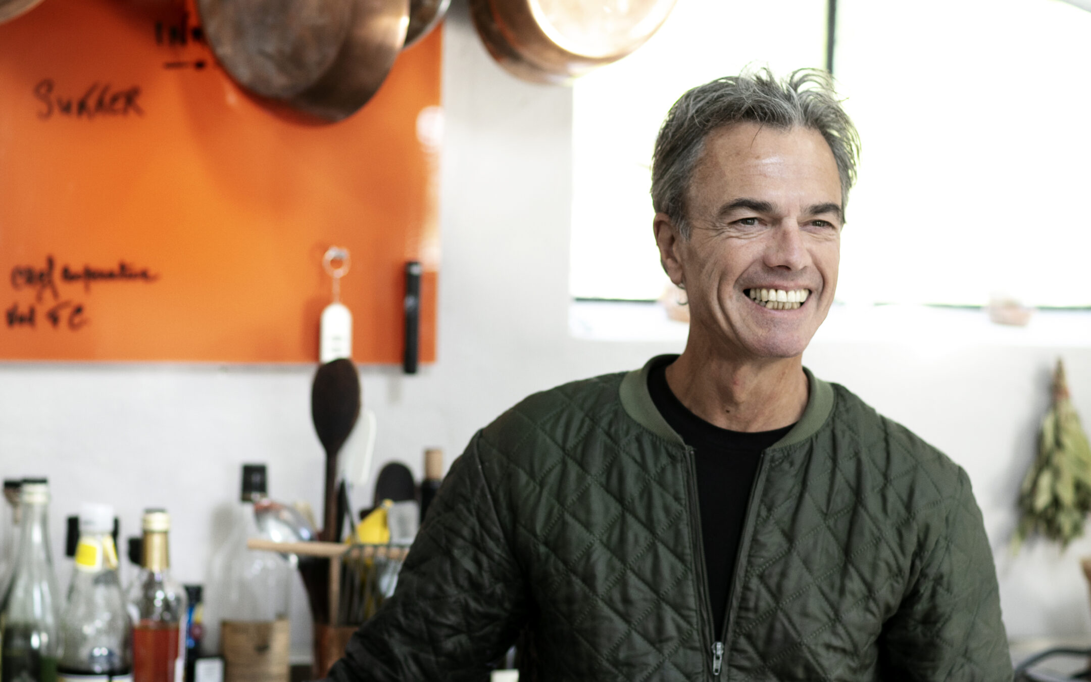 """Interview med Francis Cardenau: """"I Danmark er der oste til alle sæsoner"""""""